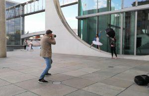 Meike Artist Fotoshooting für - Blitzen! Das Workshop - Buch für bessere Bilder 3